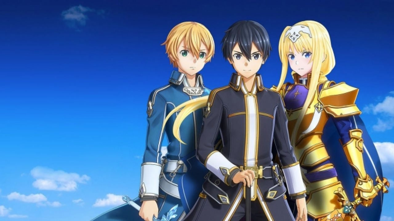 The Best Sword Art Online Games and Characters