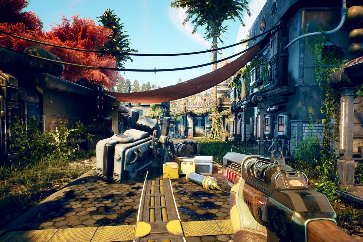 How to Play the Outer Worlds Video Game