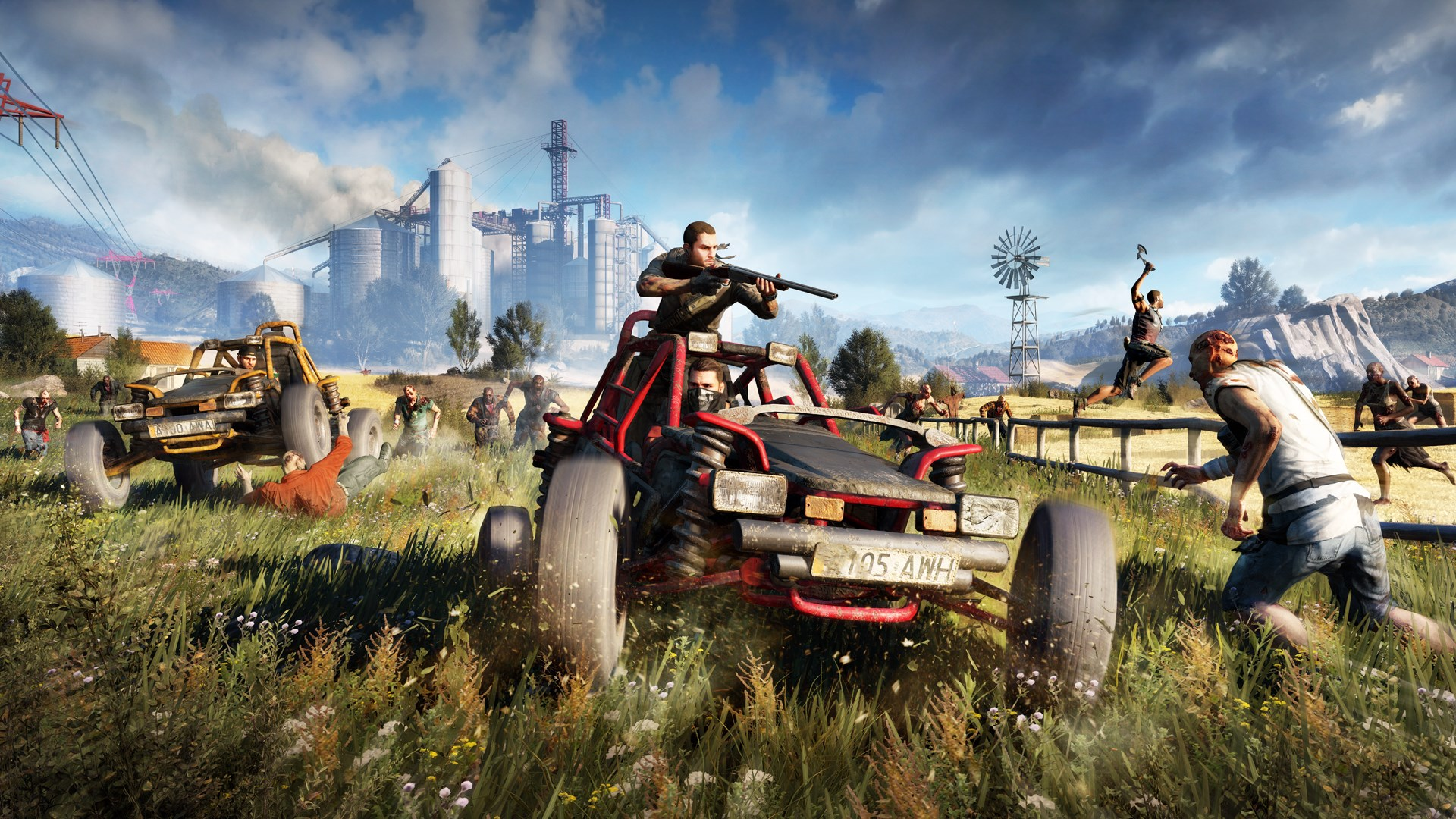 Zombie Games Xbox One: These Are the Top Picks