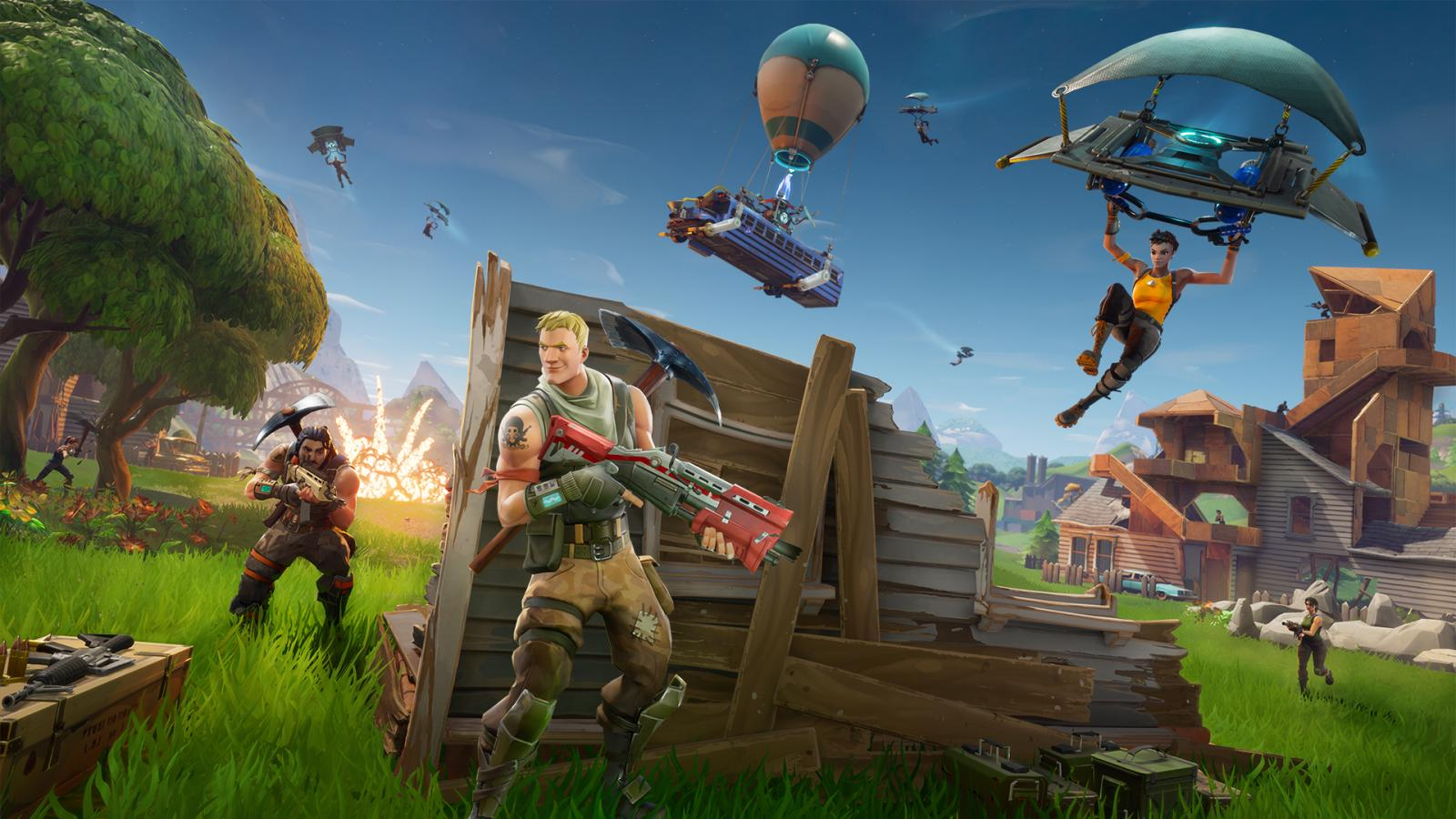 Fortnite: How to Get Free Skins