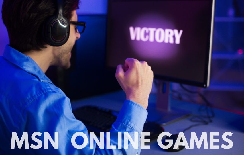 MSN Online Games: A Game for Everyone