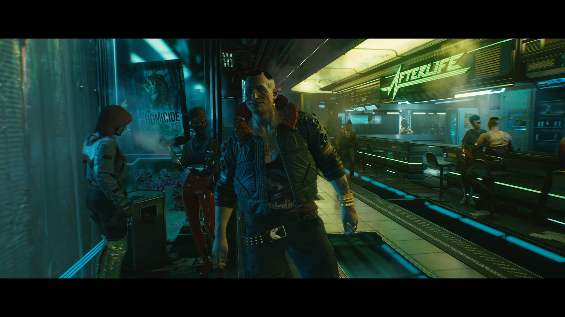 Discover 6 Cool Places to Visit in the Night City of Cyberpunk 2077