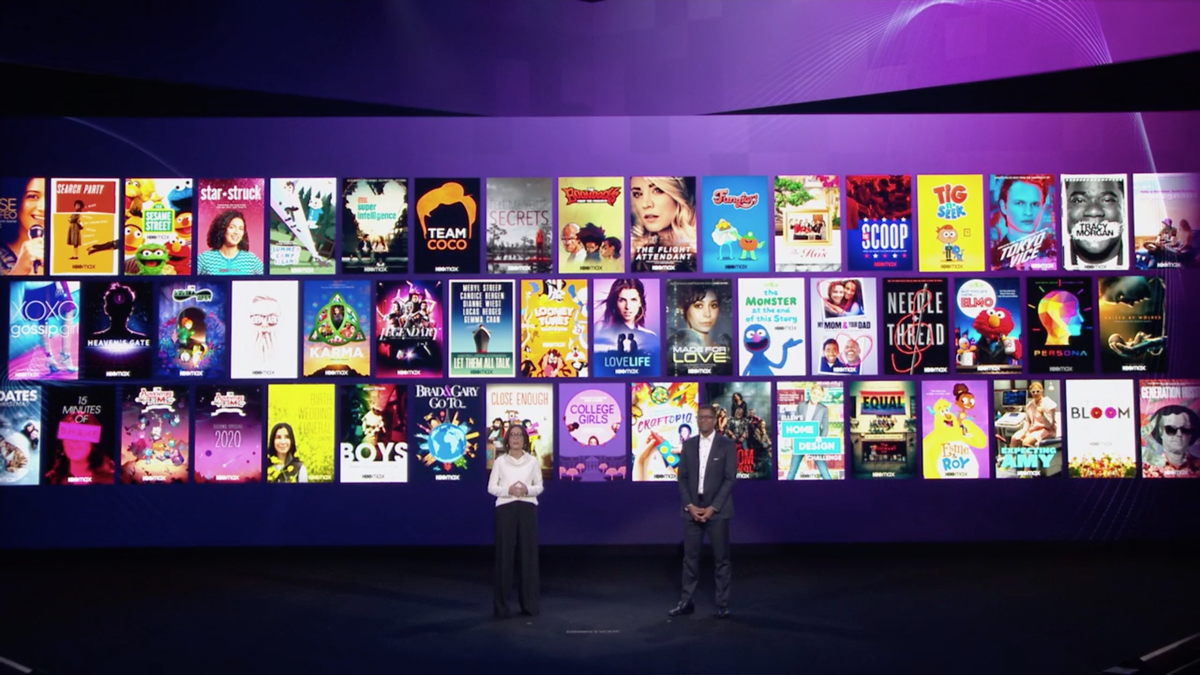 HBO Max App - A Way to Watch Great Movies and Series from Anywhere