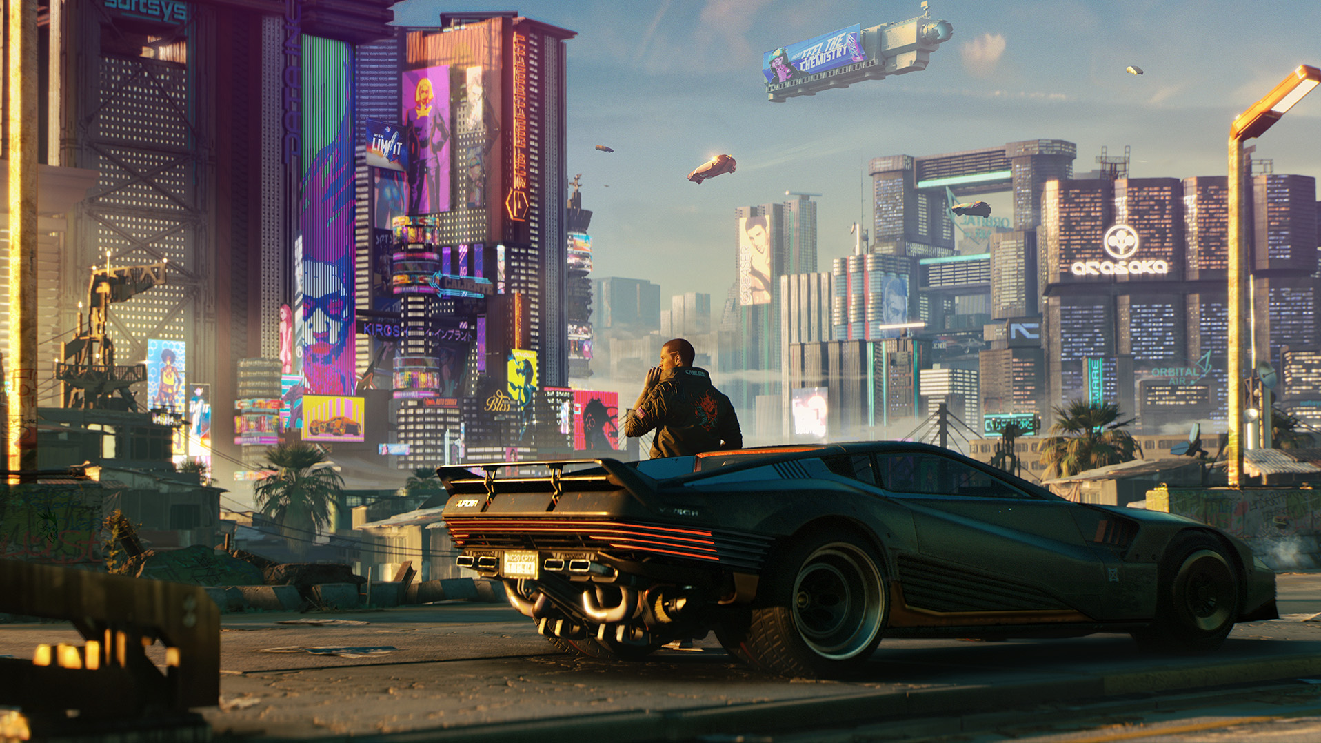 Discover the News of What Happened When Cyberpunk 2077 Was Launched in the Playstation Store