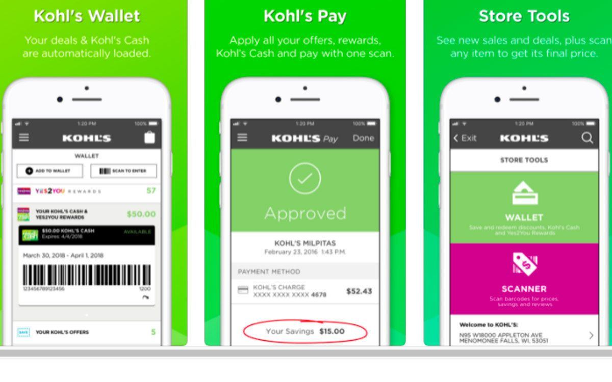 Kohl's App - Learn How to Use this Shopping App