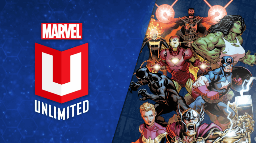 Marvel Unlimited - Read Comics about Everyone's Favorite Heroes with this App