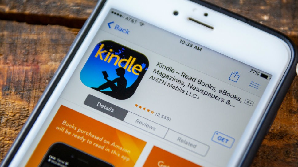 Amazon Kindle App: A Way to Carry Books Everywhere