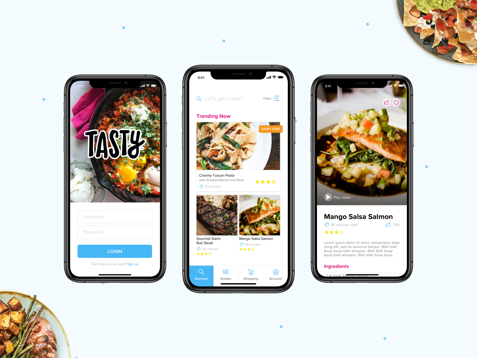 Tasty: Find the Best Recipes with this App