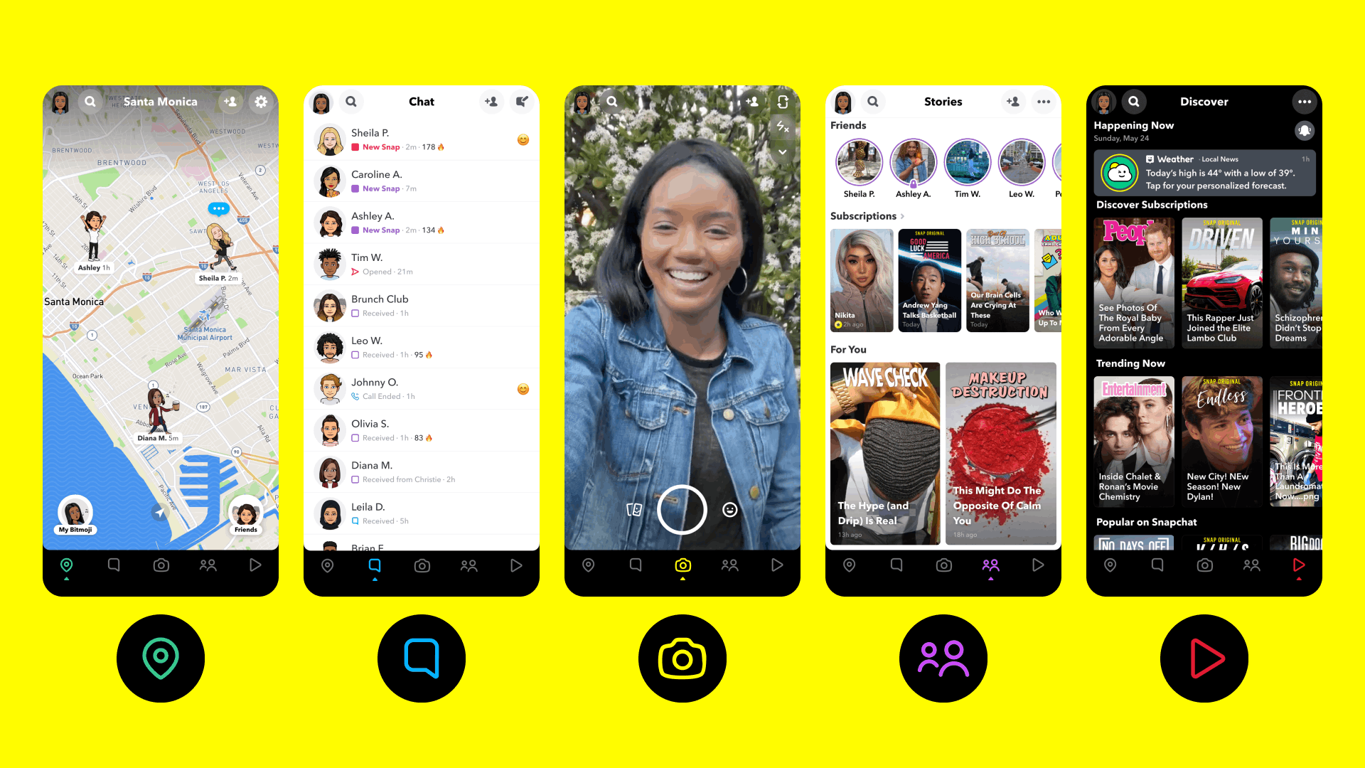 Learn How Snapchat Works and How to Get New Filters