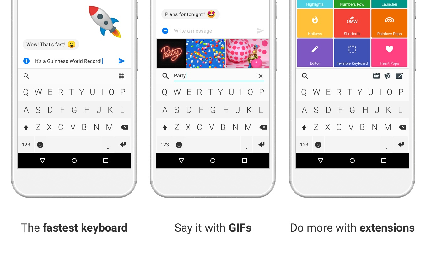 Learn How to Download and Use Fleksy Keyboard App