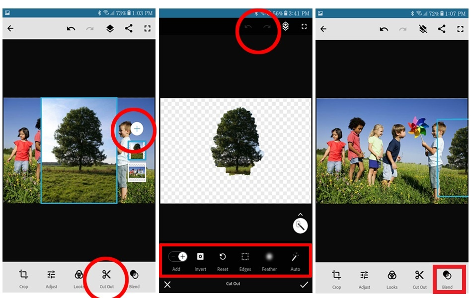 Check Out the Adobe Photoshop Mix Photo Editing App