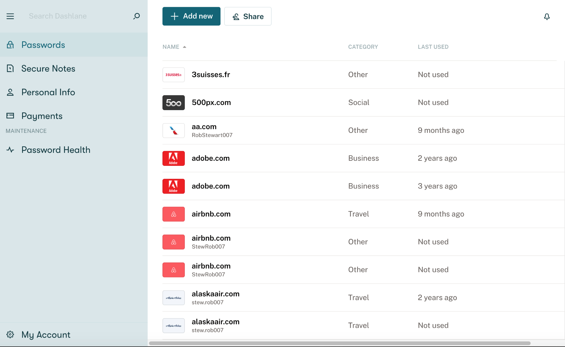Learn How To Save Passwords With The Dashlane App