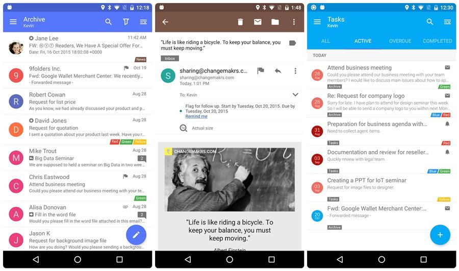 Emails, Calendars and Notes in One App - Learn How to Download Nine
