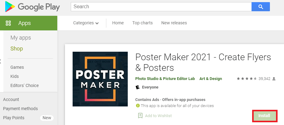 Poster Maker 2021 - Create Flyers For Free