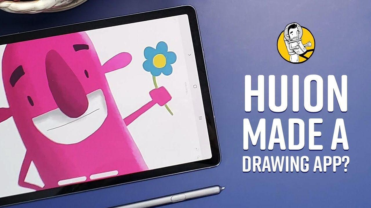 Huion Sketch - Create Animation & Paint