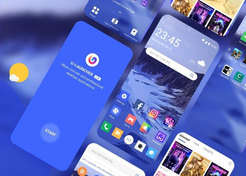 U Launcher Lite - See How To Use This App
