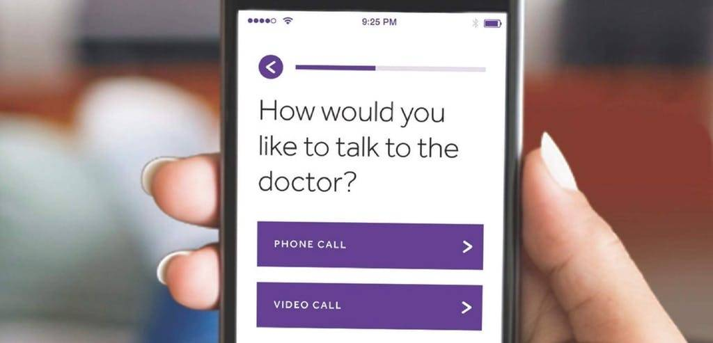 Application To Be Seen By Doctors - See How To Use The Teladoc App